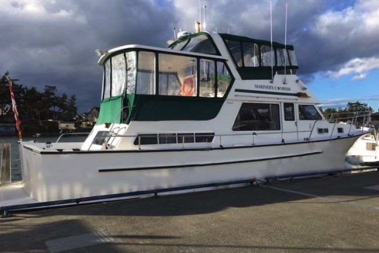Mariner's Compass dockside